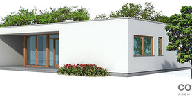 contemporary home 05 house plan ch163.jpg