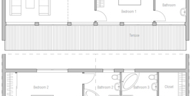 contemporary home 10 home plan ch151.jpg