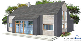 contemporary home 03 house plan ch136.jpg