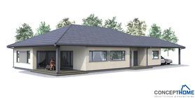 House Plan CH71