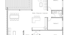 contemporary home 10 house plan ch167.jpg