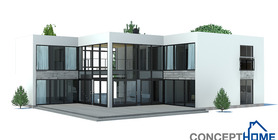contemporary home 001 house plan ch168.jpg