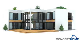 contemporary home 03 house plan ch168.jpg