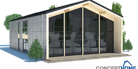 House Plan CH190