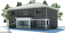 modern houses 01 house plan ch174.jpg