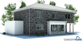 modern houses 07 house plan ch174.jpg