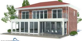 modern houses 04 house plan ch171.jpg