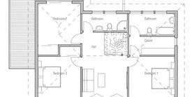 modern houses 11 house plan ch171.jpg