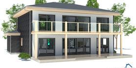 modern houses 03 house plan ch176.jpg