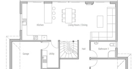 modern houses 10 house plan ch176.jpg