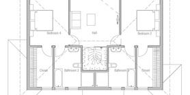 modern houses 11 house plan ch176.jpg