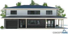 House Plan CH179