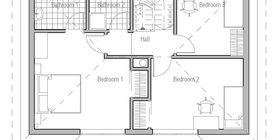 cost to build less than 100 000 11 house plan ch187.jpg