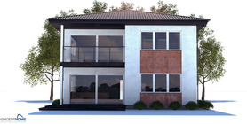 modern houses 06 home plan ch177.jpg