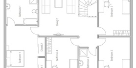 modern houses 11 home plan ch180.jpg