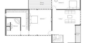 contemporary home 11 house plan ch185.jpg