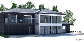 modern houses 03 house plan ch197.jpg