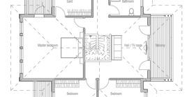 modern houses 11 house plan ch204.jpg