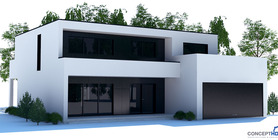 contemporary home 02 house plan ch206.jpg