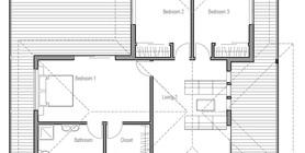 modern houses 11 house plan ch205.jpg