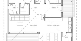 small houses 10 house plan ch213.jpg