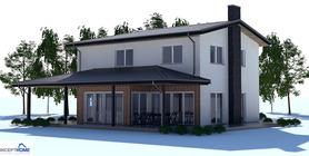 modern houses 03 house plan ch223.jpg