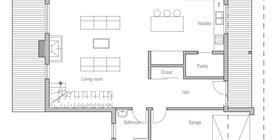 modern houses 10 house plan ch223.jpg