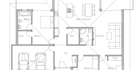 modern houses 10 house plan ch224.png