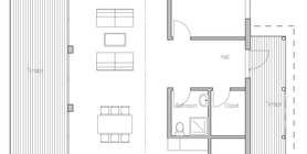 modern houses 10 house plan ch233.png