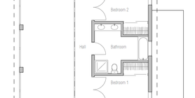 modern houses 11 house plan ch233.png