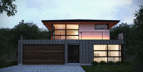 modern houses 09 house plan ch238.jpg