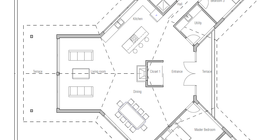 modern houses 10 house plan ch239.png