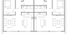 duplex house 10 house plan ch265 d.png