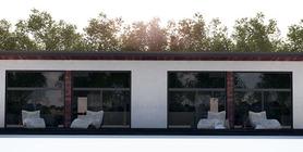 Duplex House Plan CH263D