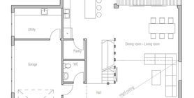 Modern Contemporary Home New Home Plan 2014