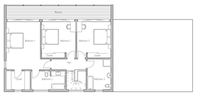 modern houses 11 house plan ch258.png
