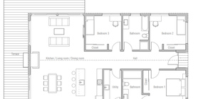 small houses 13 house plan CH232.jpg