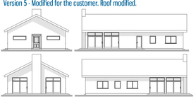modern farmhouses 18 house plan ch232 roof.jpg