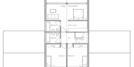 modern houses 11 house plan ch282.png