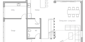 modern houses 10 house plan ch264.png