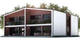 duplex house 04 house plan ch284.jpg