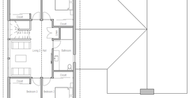 modern houses 11 house plan ch279.png