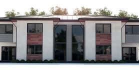 Duplex House Plan CH287