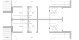 duplex house 10 house plan ch287.png
