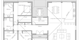 modern farmhouses 10 house plan ch290.png