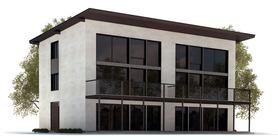 Duplex House Plan CH99D
