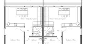 duplex house 11 house plan ch99D.png