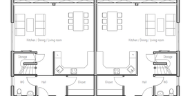 duplex house 10 house plan ch191 d.png