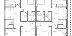 duplex house 11 house plan ch191 d.png