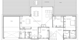 modern farmhouses 10 home plan ch295.png